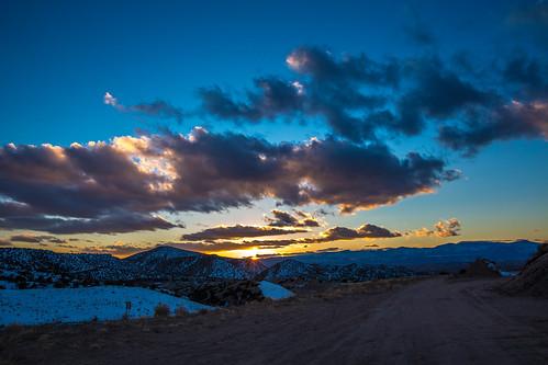 sunset mountains newmexico clouds unitedstates cordova nearchimayo thisiswhyigowest