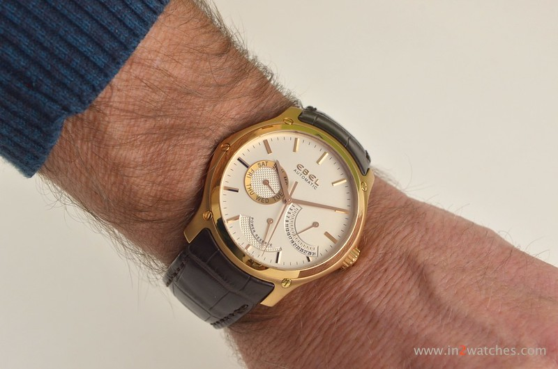 Ebel wrist