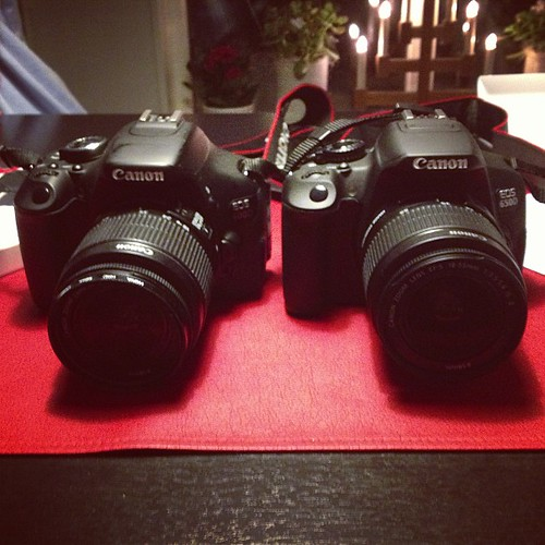Almost look-a-like #600D #650D #Canon