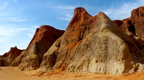 brazil cliff praia beach brasil férias ceará falésias falésia praiadasfontes dezembro2012