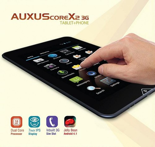 iBerry Auxus CoreX2 3G Tablet