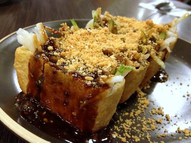 Tofu Bakar
