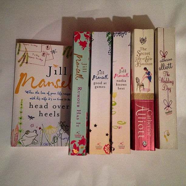 #books #chicklit