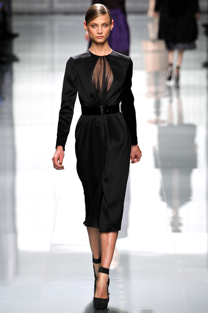 Dior Fall 2012 by Bill Gaytten