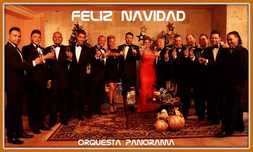Orquesta Panorama 2012 - Felicitación Nadal