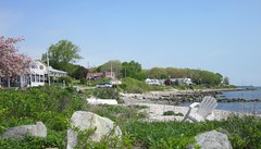 Bissel Cove - North Kingstown waterfront real estate