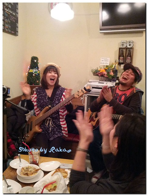 2012-12-17_ハンバーガーログブック_【外苑前】A&G DINER 2周年おめでとう!Sleepyhead Jaimieのライブも!-04