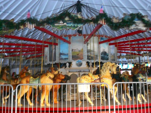 Looff Carousel by Mr. Ducke via I {heart} Rhody