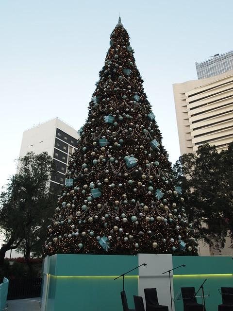 ティファニー・クリスマス