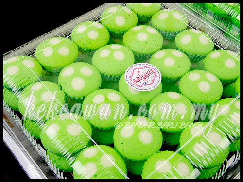 Apam polkadot for Herbalife Team!