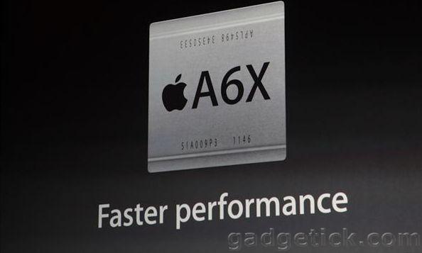 чип A6X