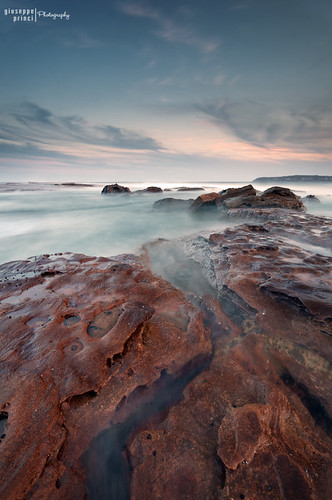 longexposure sunset beach nikon rocks northernbeaches northcurlcurl leefilters