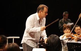 Estreno Mundial de la Sinfonía Maya Hunab-Ku en Taiwán
