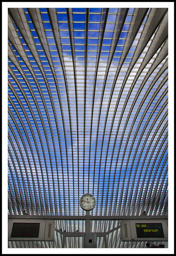 station guillemins luik (8) by hans van egdom