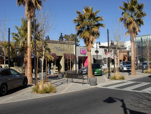 the remade Lancaster Blvd (courtesy of Moule & Polyzoides)