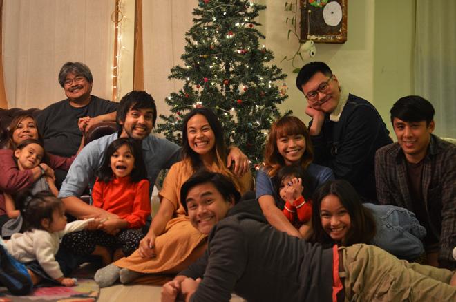 the late christmas eve 2012