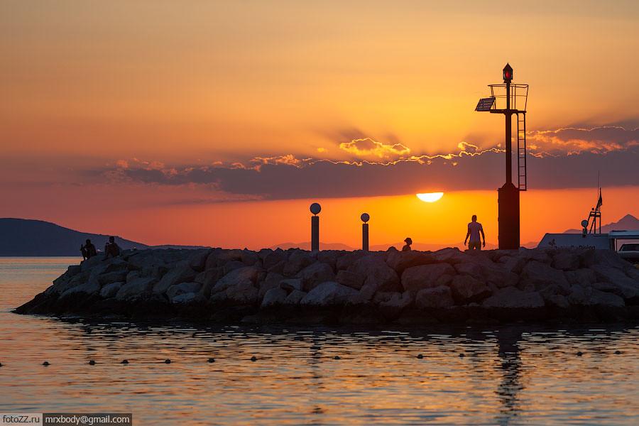 13-Tucepi-sunsets