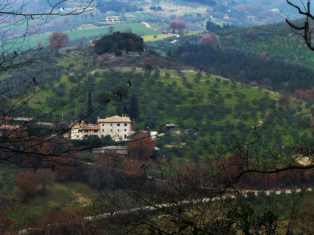 Countryside of Umbria