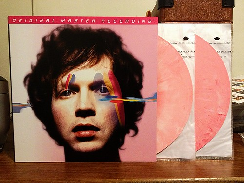 Beck - Sea Change - Mobile Fidelity Sound Lab 2xLP - Pink Vinyl (/1000) by Tim PopKid