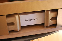 "11"" MacBook Air unboxing"