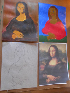Art- Leonardo Da Vinci's Mona Lisa