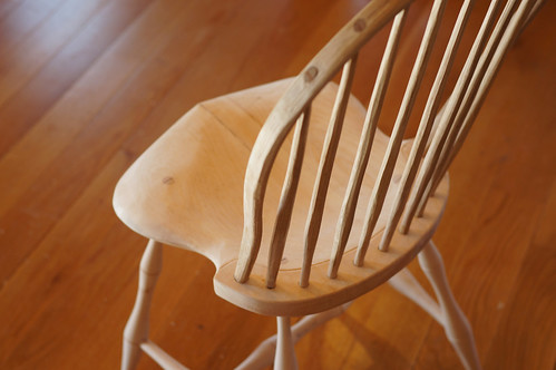 Windsor Chair Hoop Back