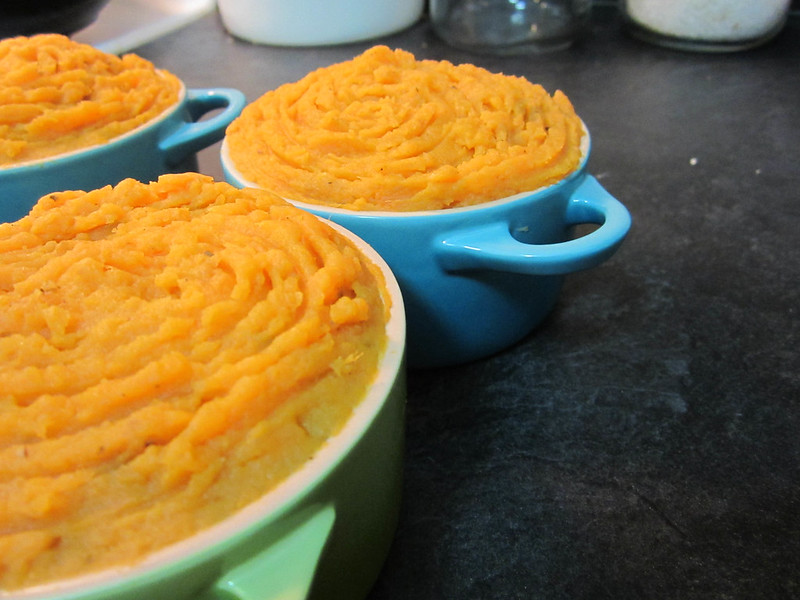 Sweet Potato Lamb Shepherd's Pie Recipe