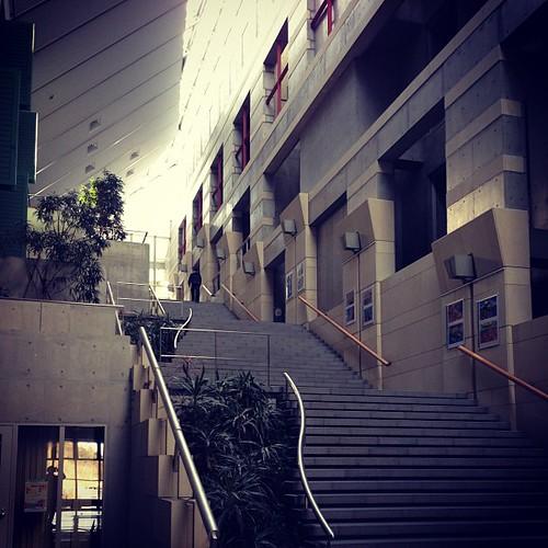 20130112 宮城大学へ。