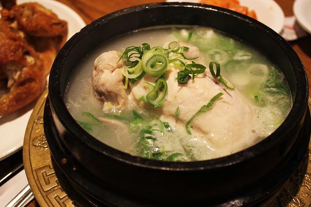 영양센타 - Samgyetang