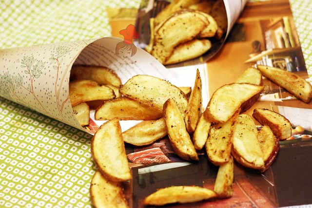 烤薯條 Oven Baked French Fries  3