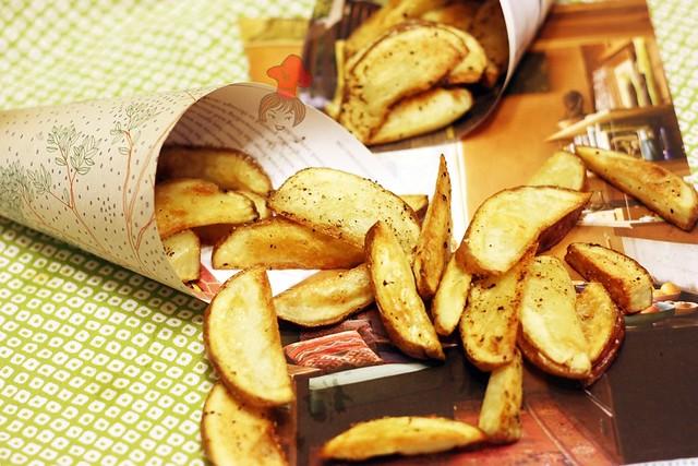 烤薯條 Oven Baked French Fries  3