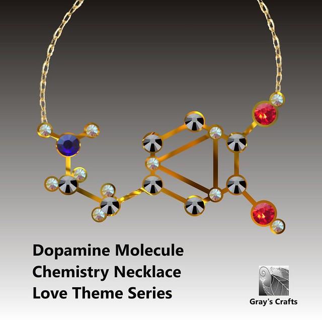chemistry necklace production sketch flickr photo