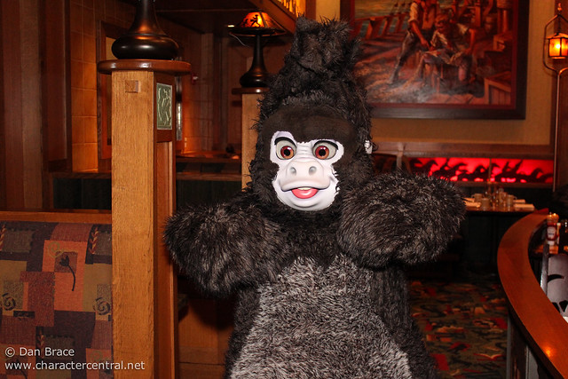 Fun at Chip and Dale's Critter Breakfast
