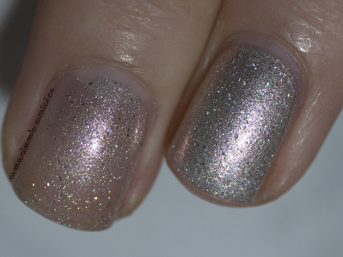 piCture pOlish Atomic 1 coat vs 3 coats