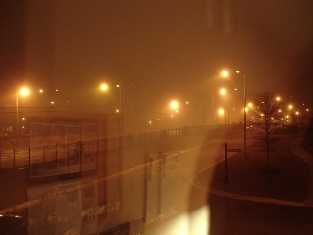 fayetteville fog