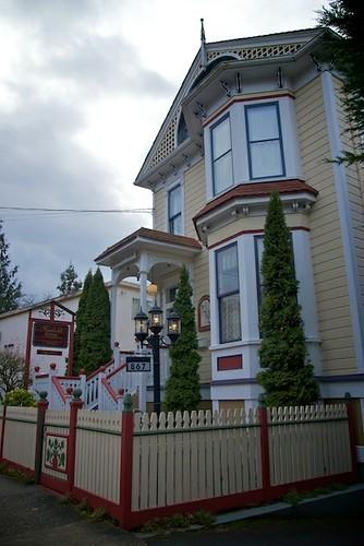 Humboldt House B&B Victoria
