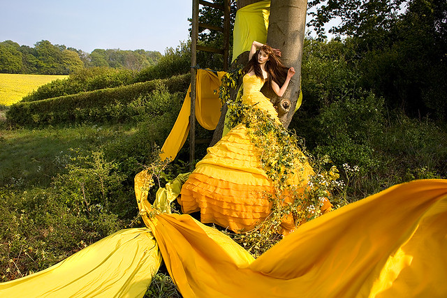 Kirsty Mitchell - Wonderland 'The Arrival of Gaia'