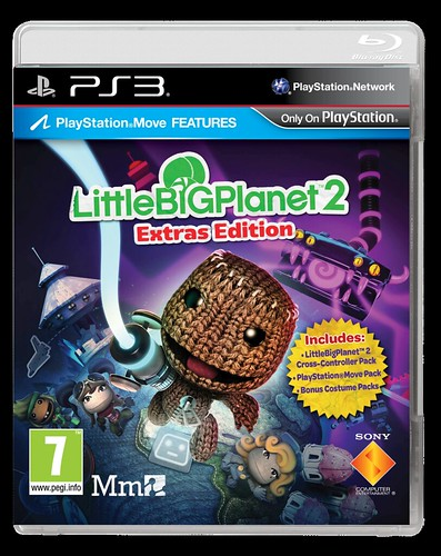 LittleBigPlanet 2 Extras Edition