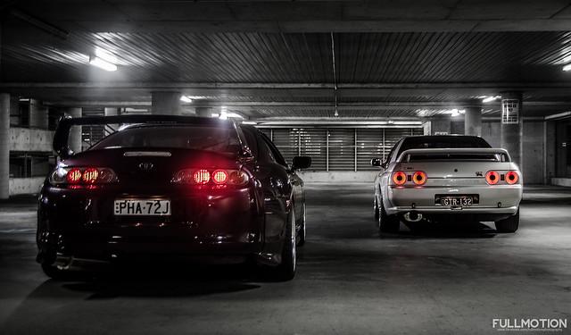 Supra x GTR