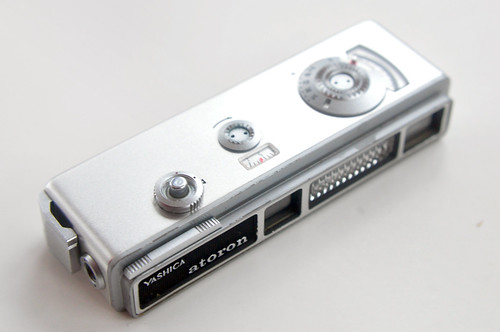 Yashica Atoron by pho-Tony