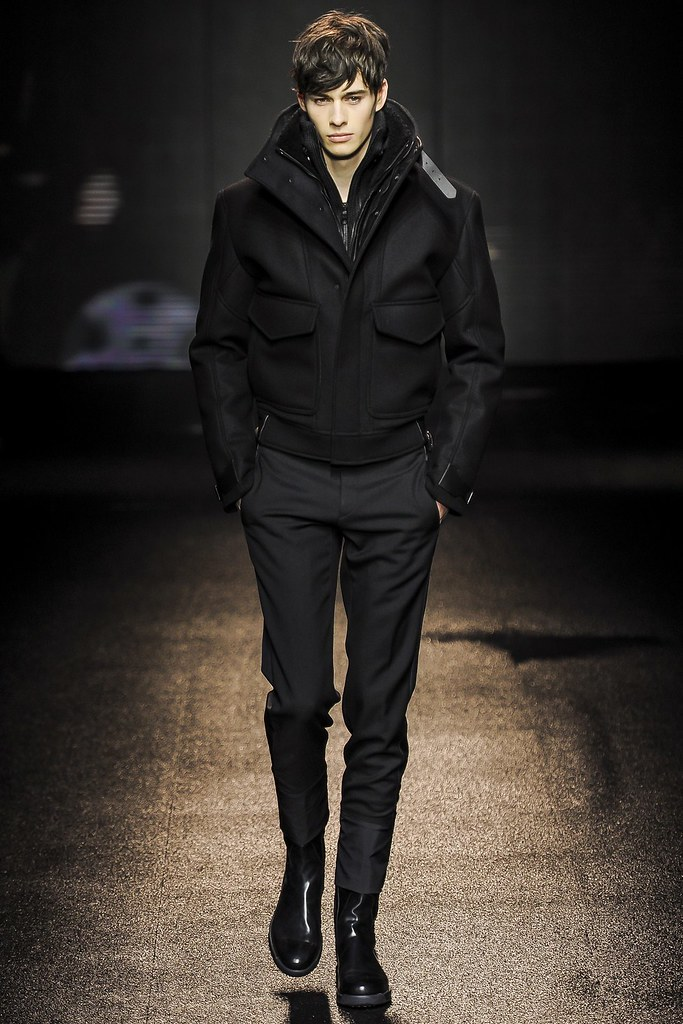 FW13 Milan Salvatore Ferragamo002_Joe Collier(VOGUE)