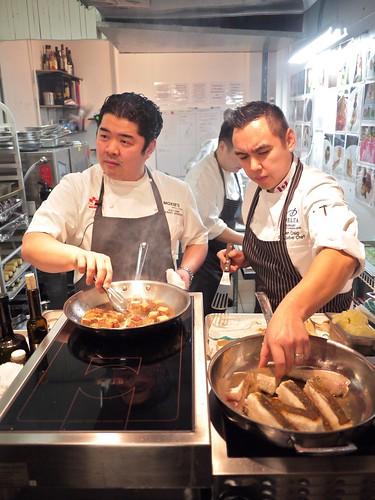 Bocuse d'Or Canada | Chef Alex Chen @ Railtown Cafe