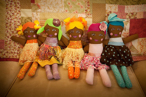 Dolls for Good Shepherd Fold orphanage Uganda 1a