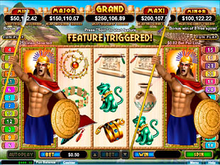 Spirit of the Inca Slot Free Spins Feature