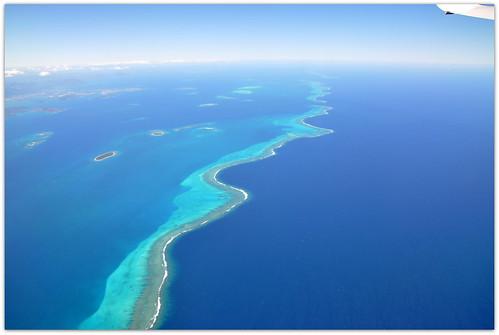 New Caledonia Barrier Reef - Horizon