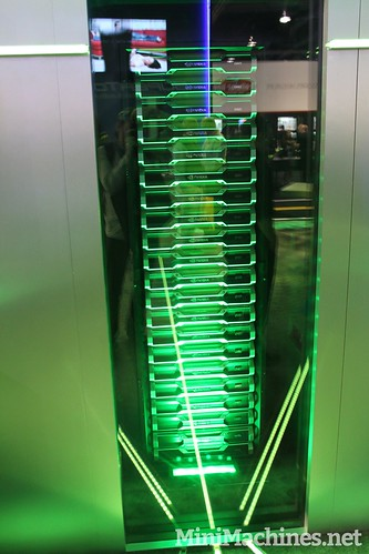 CES 2013 : Le Stand Nvidia