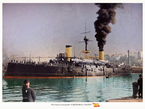 Crucero Colón