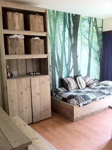 home - eco meubel groot in steigerhouten meubelen, Deco ideeën