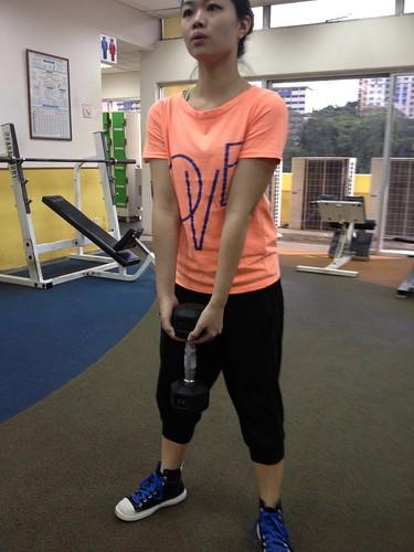 personal trainer 新加坡