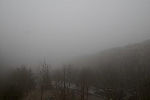 Beijing--Haze by clémence·Liu